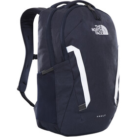 The North Face Vault Backpack, aviator navy light heather/TNF white